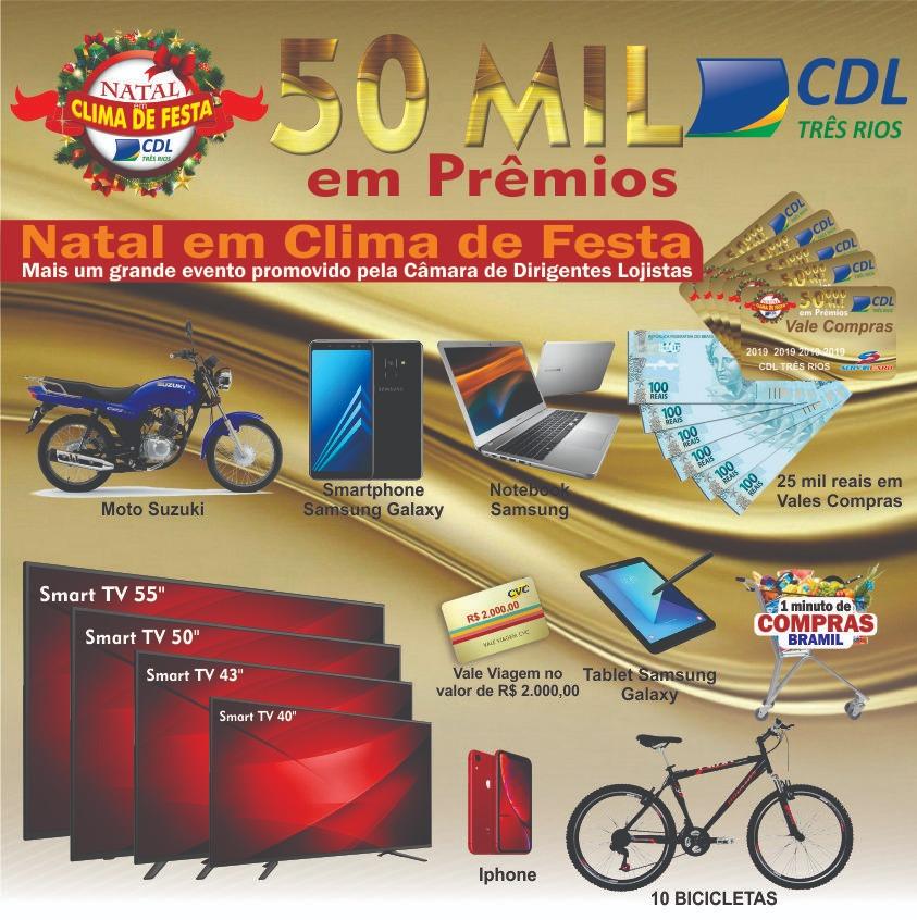 TRES RIOS 2019 NATAL EM CLIMA DE FESTA 4